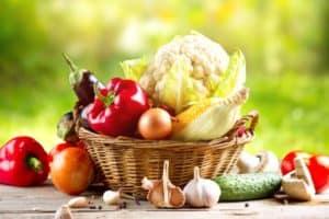 Mikronährstoffe in Lebensmitteln
